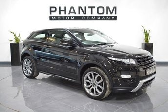 2012 LAND ROVER RANGE ROVER EVOQUE 2.0 SI4 DYNAMIC LUX 3d AUTO 240 BHP £21490.00