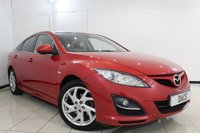 USED 2010 60 MAZDA 6 2.0 TAKUYA 5DR 155 BHP SERVICE HISTORY + HEATED LEATHER SEATS + BLUETOOTH + CRUISE CONTROL + MULTI FUNCTION WHEEL + AUXILIARY PORT + 17 INCH ALLOY WHEELS