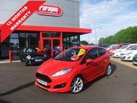 2015 FORD FIESTA 1.0 ZETEC S 3d 124 BHP £9895.00