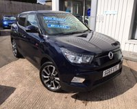 USED 2016 65 SSANGYONG TIVOLI 1.6D ELX 4WD 5d 113 BHP