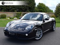 USED 2012 12 PORSCHE CAYMAN 2.9 24V PDK 2d AUTO 265 BHP 19 INCH ALLOYS SPORT CHRONO PACK PLUS