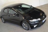 2010 HONDA CIVIC 1.8 I-VTEC SI 5d AUTO 138 BHP £6750.00
