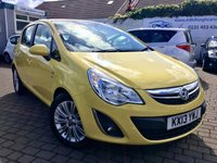USED 2013 13 VAUXHALL CORSA 1.4 SE 5d AUTO 98 BHP PRICE INCLUDES A 6 MONTH RAC WARRANTY, 1 YEARS MOT WITH 12 MONTHS FREE BREAKDOWN COVER