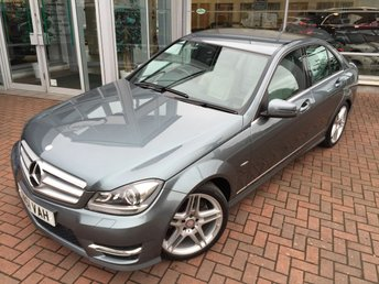 2011 MERCEDES-BENZ C CLASS 2.1 C220 CDI BLUEEFFICIENCY SPORT 4d AUTO 168 BHP £SOLD