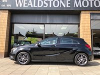 2015 MERCEDES-BENZ A CLASS 1.6 A180 BLUEEFFICIENCY SPORT 5d AUTO 122 BHP