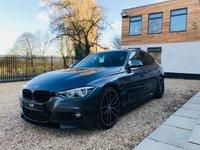 2016 BMW 3 SERIES 2.0 320D XDRIVE M SPORT 4d AUTO 188 BHP £19990.00
