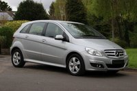 2009 MERCEDES-BENZ B CLASS 2.0 B180 CDI SE 5d AUTO 108 BHP £6225.00