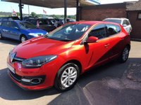 USED 2015 65 RENAULT MEGANE 1.5 DYNAMIQUE NAV DCI 5d 110 BHP £0 ROAD TAX, 6 SPEED GEARBOX