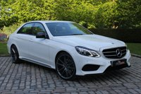 2015 MERCEDES-BENZ E CLASS 2.1 E220 BLUETEC AMG NIGHT EDITION 4d AUTO 174 BHP £16750.00