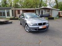 2010 BMW 1 SERIES 2.0 118D M SPORT 5d 141 BHP £6795.00