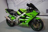 2002 KAWASAKI ZX-6R 599cc £2250.00