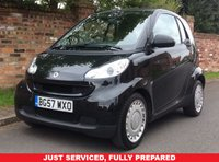 2007 SMART FORTWO 1.0 PURE 2d 61 BHP £2390.00
