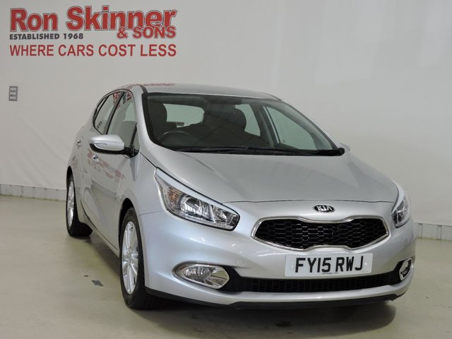 View our 2015 15 KIA CEED 1.6 2 ECODYNAMICS CRDI 5d 126 BHP