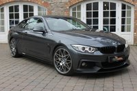 2014 BMW 4 SERIES 2.0 420D M SPORT 2d AUTO 181 BHP £16650.00