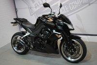 2011 KAWASAKI Z1000 DBF  £6500.00
