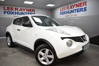 USED 2014 14 NISSAN JUKE 1.5 VISIA DCI 5d 110 BHP Great MPG , Cheap Road Tax, 1 Owner, Air Con