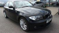 2010 BMW 1 SERIES 2.0 118D M SPORT 5d 141 BHP £5595.00
