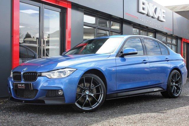 2016 16 BMW 3 SERIES 3.0 335D XDRIVE M SPORT 4d AUTO 308 BHP