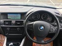 USED 2013 13 BMW X3 2.0 XDRIVE20D SE 5d AUTO 181 BHP