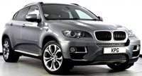 USED 2014 14 BMW X6 3.0 30d xDrive 5dr Auto Media, Dynamic, Surround Cams
