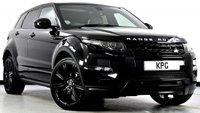 USED 2014 14 LAND ROVER RANGE ROVER EVOQUE 2.2 SD4 Dynamic AWD 5dr Auto [9] Pan Roof, Reverse Cam, Sat Nav