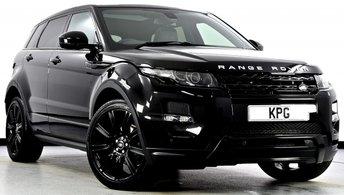 2014 LAND ROVER RANGE ROVER EVOQUE 2.2 SD4 Dynamic AWD 5dr Auto [9] £27995.00