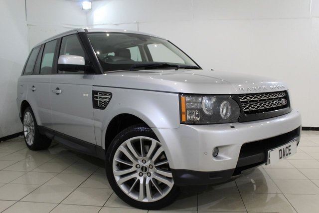 View our 2012 61 LAND ROVER RANGE ROVER SPORT 3.0 SDV6 HSE 5DR AUTOMATIC 255 BHP