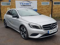 USED 2012 62 MERCEDES-BENZ A CLASS 1.8 A180 CDI BLUEEFFICIENCY SPORT 5d AUTO 109 BHP