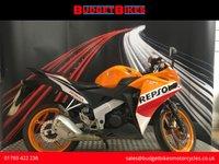USED 2015 15 HONDA CBR125 125cc CBR 125 R-F