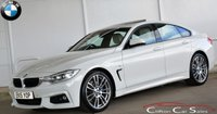 USED 2015 15 BMW 4 SERIES 420d M-SPORT GRAN COUPE 6-SPEED 188 BHP Finance? No deposit required and decision in minutes.