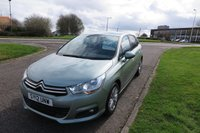 2012 CITROEN C4 1.6 VTR PLUS HDI .Alloys,Air Con,Cruise Control £4995.00