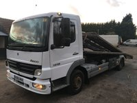 USED 2006 06 MERCEDES-BENZ ATEGO 4.3 1018L DAY 1d 174 BHP CAR TRANSPORTER RECOVERY TWIN DECK