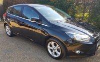 2011 FORD FOCUS 1.6 ZETEC 5d 124 BHP £7295.00