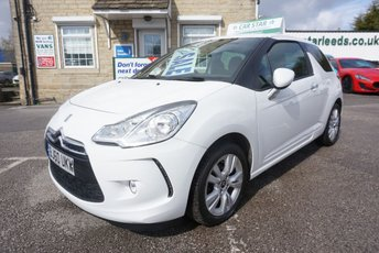 2010 CITROEN DS3 1.6 HDI DTYLE 3DR ( £20 TAX ! ) £4689.00