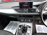 USED 2012 12 AUDI A6 2.0 AVANT TDI SE 5d 175 BHP ** NAV * LEATHER ** ** SERVICE HISTORY **
