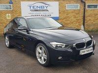 2013 BMW 3 SERIES 2.0 320D XDRIVE M SPORT 4d AUTO 181 BHP £14984.00