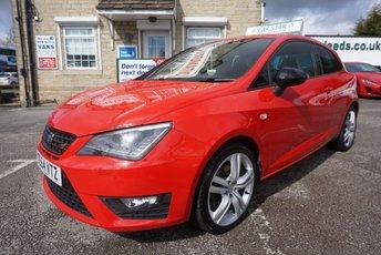 2014 SEAT IBIZA 1.4 CUPRA TSI 180 BHP DSG AUTO  £10689.00