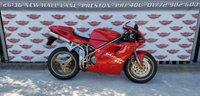 2002 DUCATI 916 Super Sports £7999.00