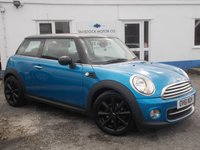 USED 2011 61 MINI HATCH COOPER 1.6 COOPER D PIMLICO 3d 110 BHP