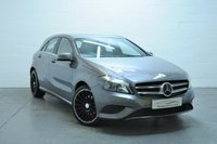 2013 MERCEDES-BENZ A CLASS 1.8 A200 CDI BLUEEFFICIENCY SPORT 5d AUTO 136 BHP £9395.00