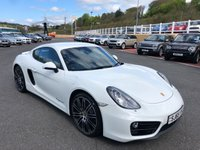 2015 PORSCHE CAYMAN 2.7 24V Manual 275 BHP £36750.00