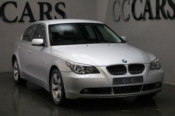 2006 BMW 5 SERIES 2.5 525D SE 4d 175 BHP £3295.00
