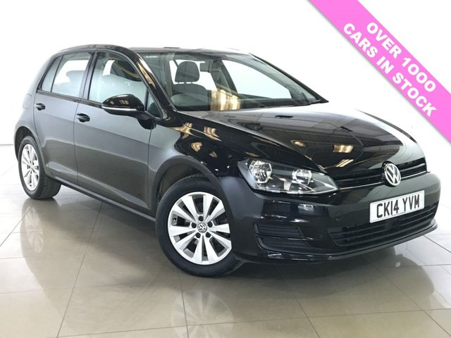 View our 2014 14 VOLKSWAGEN GOLF 2.0 SE TDI BLUEMOTION TECHNOLOGY DSG 5d AUTO 148 BHP