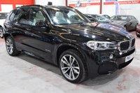 2017 BMW X5 3.0 XDRIVE30D M SPORT 5d AUTO 255 BHP £45985.00