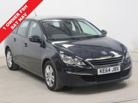 USED 2015 64 PEUGEOT 308 1.6 HDI SW ACTIVE 5d 92 BHP ***1 Owner, Full Service History, serviced in February 2016 at 4,170 miles, February 2017 at 9661 miles and April 2018 at 13,856 miles, SAT NAV, Parking Sensors, Bluetooth, Air Conditioning, £0 RFL, 2 Keys. Free RAC Warranty and RAC Breakdown Cover***