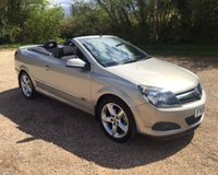 2008 VAUXHALL ASTRA TWIN TOP SPORT £2950.00
