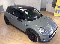 2014 MINI HATCH COOPER 1.5 COOPER 3d AUTO 134 BHP £12795.00
