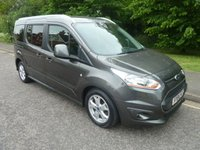 2015 FORD GRAND TOURNEO CONNECT 1.6 TITANIUM TDCI 5d 114 BHP £13500.00