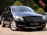USED 2010 60 MERCEDES-BENZ R CLASS 3.0 R350 CDI 4MATIC 5d AUTO 265 BHP