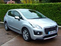 USED 2014 14 PEUGEOT 3008 1.6 ACTIVE 5d 120 BHP
